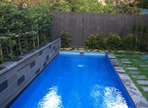 Quartz swimming pool in Caulfield Great Ocean Pools
