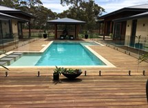 Swimming pool and spa Ocean Grove Great Ocean Pools