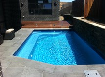 Plunge pool in Highton Great Ocean Pools
